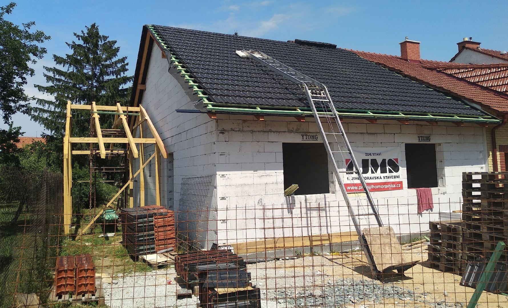 Pozemní stavby - hrubá stavba