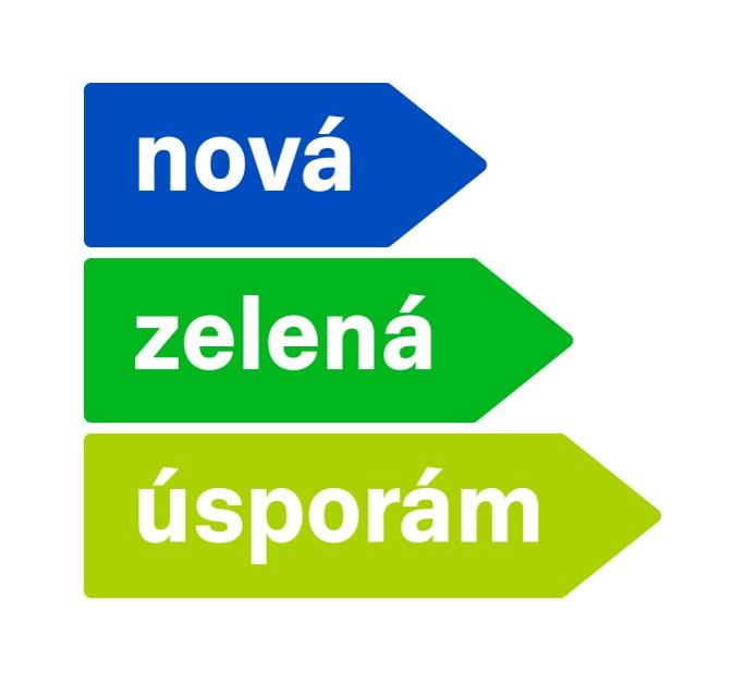 Dotace Nová zelená úsporám logo