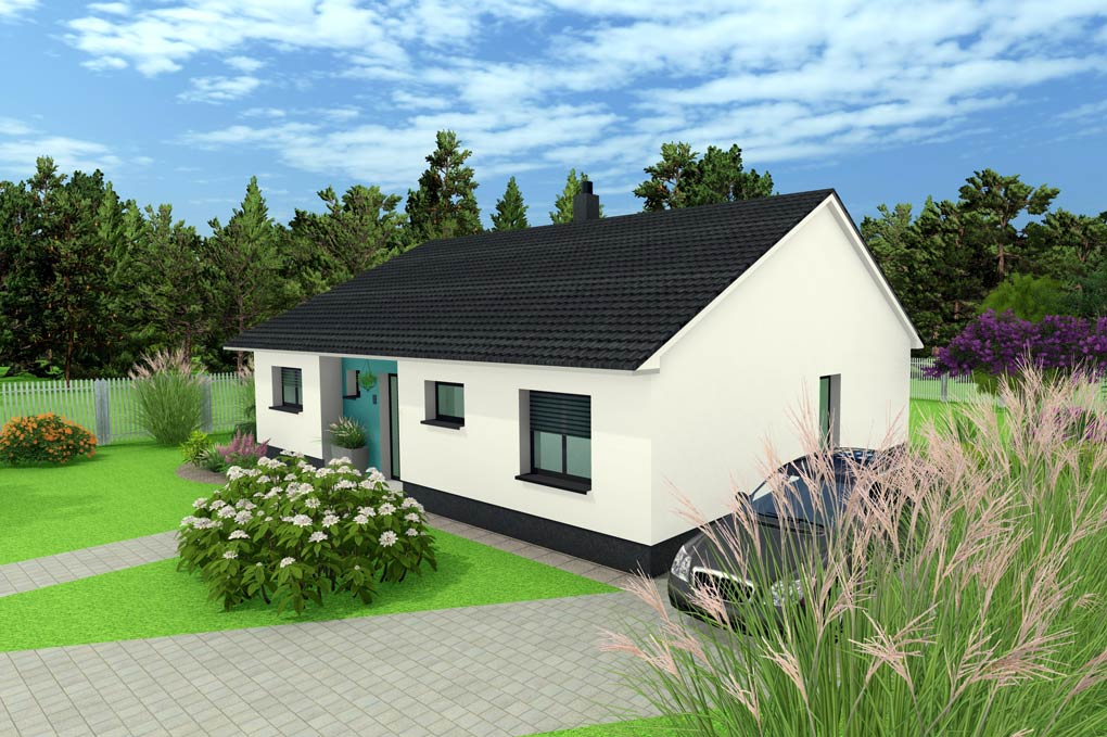 Stavba domů na klíč